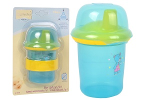 KUBEK NIEKAPEK MY BABY 270ML 12+