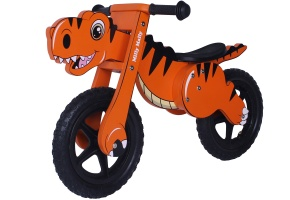 MILLY MALLY ROWEREK BIEGOWY DINO ORANGE