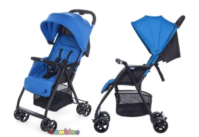 CHICCO OHLALA WÓZEK SPACEROWY POWER BLUE